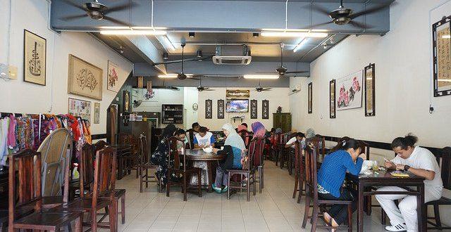 Rekomendasi Tempat Makan Halal di Shanghai