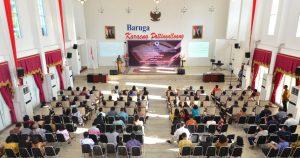 Gubernur Sulsel Buka Workshop Lanjutan Khotbah Multikreatif Gereja Toraja