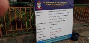 Aktivis Desak Polda Selidiki Proyek Jalan Beton Rp10,7 PU Makassar
