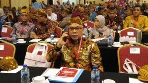 Wabup Bantaeng Hadiri Rakorwasdanas 2019 di Solo, Jawa Tengah