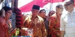 Hari Aksara Internasional di Makassar, Memendikbud : Tingkat Literasi Indonesia Sudah di Atas 98 Persen