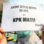 Soal RUU KPK, Novel Baswedan : Koruptor Berutang Budi ke Jokowi