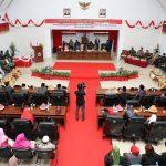 Pimpinan DPRD Dilantik, Bupati Bantaeng Ajak Jaga Sinergitas