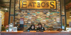 Cafe Eat Bos, Harga Kaki Lima Rasa Bintang Lima