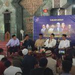 Ustaz Ije, Appi dan dr Fadli Berbagi Kisah Hijrah di Masjid Al Markaz