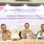 Buka Workshop Penguatan Koperasi, Sekda Dorong Optimalisasi SDM Bantaeng