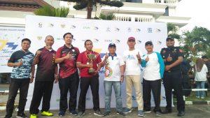 Peringati Hari Uang ke 73, KPP Pratama Palopo Gelar Pekan Olahraga
