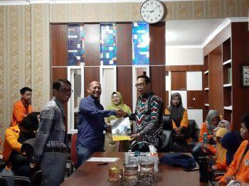 Prodi Sosiologi UNM Lepas Mahasiswa Praktek Kerja di Dinas Sosial Kota Makassar