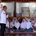 150 Pelajar Mengikuti Kegiatan Belajar di Museum Balla Lompoa Gowa