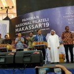 Fadli Zon Buka Pameran Nasional Filateli 2019 di Makassar