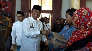 Fasilitasi Kedatangan Pengungsi, Koordinator Relawan WTL Papua Apresiasi Pemkab Luwu