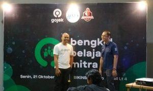 Lewat Pelatihan BBM, Mitra Driver Gojek Makassar Siap Beri Pelayanan Kelas Dunia