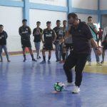 Bupati Mamuju Buka Tournament Futsal the Maczman