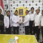 Ambil Formulir di PKS Makassar, Andi Mustaman : Saatnya Kader jadi Walikota