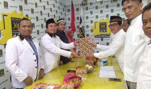 Kembalikan Formulir Pendaftaran, Ketua PKS Makassar Berharap Bersama Andi Mustaman di Pilkada