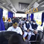 Ini Tarif Bus Damri Rute Masamba Rongkong, Pelajar Jauh Dekat Cuma Rp2000