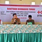 Bantuan Berbasis Tunai untuk Korban Banjir Bandang di Lutra Mulai Disalurkan, Diawali di Masamba