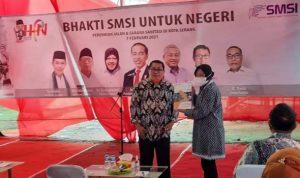 HPN 2021, Menteri Sosial RITertarik Program Kemanusiaan SMSI
