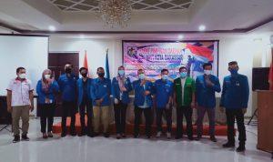 Buka Rapimda KNPI Makassar, Kubu Arham Basmin Minta OKP Jaga Eksistensi Ditengah Perpecahan