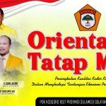 Orientama, Pengurus Kosgoro Sulawesi-Nusa Tenggara Digodok di Sulsel