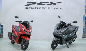 Tampil Lebih Berkelas, Asmo Sulsel Segera Luncurkan All New Honda PCX