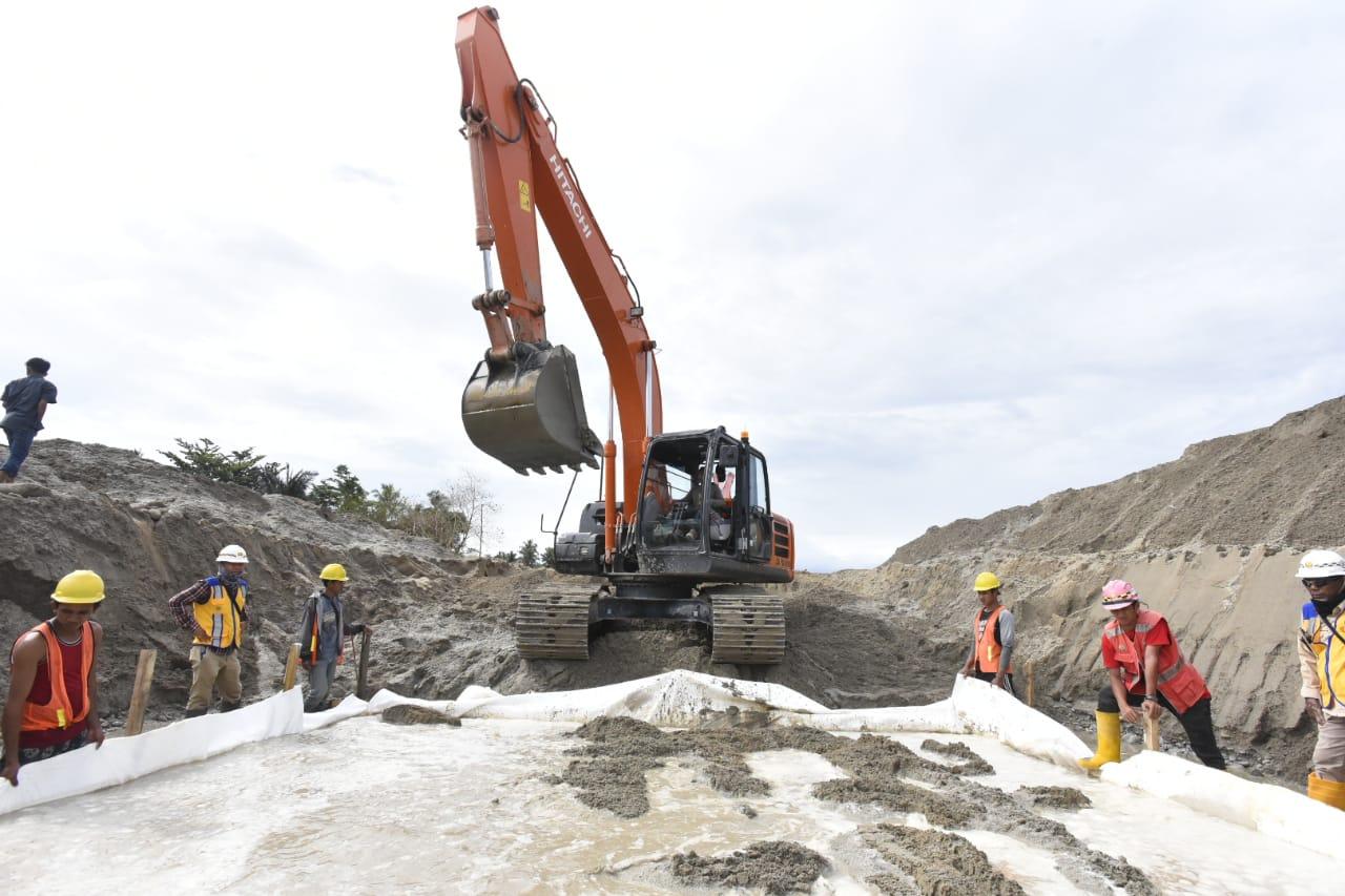 Kepala BBWSPJ: Penanganan Banjir di Luwu Utara Jadi Percontohan Nasional