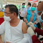 1.700 Dosen dan Karyawan UNM Jalani Vaksinasi Covid-19