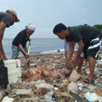 Aksi Bersih Pantai Kumpulkan 10 Ton Sampah , Wawali Parepare: Terima Kasih SMSI