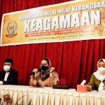 SosialisasiKebangsaan, Akademisi Unismuh dan Malaysia Puji Legislator Golkar Debbie Rusdin Jalankan Fungsi Khalifaan
