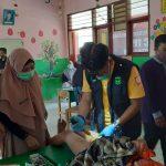 PSC 119 Luwu Gelar Sunatan Massal di Kecamatan Suli Barat