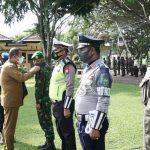 Jelang Ramadhan, Bupati Luwu Pimpin Apel Gelar Pasukan Operasi Keselamatan Tahun 2021