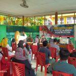 Lurah Baraya Gelar Pembekalan Relawan Detektor dan Tenaga Kesehatan