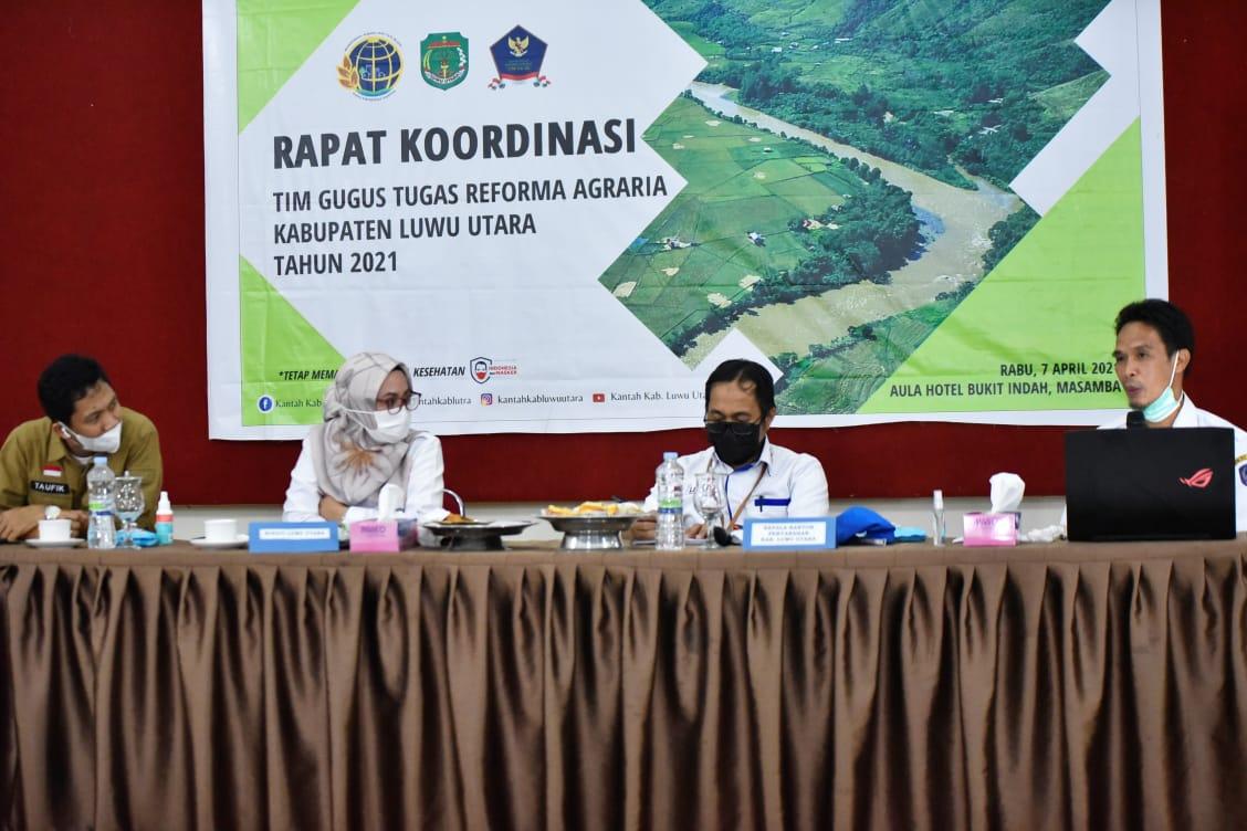 Membangun Kampung Reforma Agraria di Luwu Utara, Butuh Kerja Kolaboratif Perangkat Daerah
