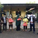 Polsek Panakkukang Bersama KBPPP Polri dan FTI UMI Sambangi Warakauri di Aspol