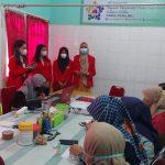 Anjangsana ke Yamali TB, Mahasiswa Fisioterapi Unhas Berbagi Ilmu dan Teknik Pernapasan