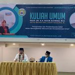 Ketua Baznas Beri Kuliah Umum Soal Zakat di UIM
