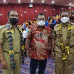 Prof Husain Syam Undang Danny Pomanto dan Amran Mahmud Berbagi Kiat Sukses di UNM