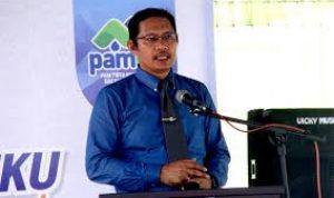 Direktur Utama Perusahaan Air Minum Tirta Mangkaluku Kota Palopo, Yasir