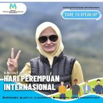 Hari Perempuan Internasional, IDP Ajak Kaum Hawa Berani Berbicara