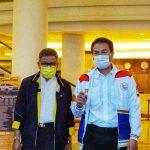 Kinerja Diapresiasi DPP, Azis Syamsuddin Minta TP Tetap Fokus Besarkan Golkar
