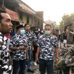 BAPERA Sulsel Gerak Cepat Bantu Korban Kebakaran di Dua Lokasi