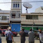 Bangunan Mewah 3 Lantai di Jalan Buru tak Miliki IMB