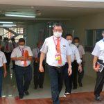 Proses UTBK SBMPTN Selesai, Rektor UNM: Harapan Kita Semua Berjalan Lancar