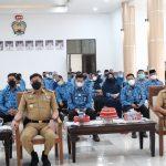 Bupati dan Wabup Gowa Bersama Jajaran Ikuti Arahan Plt Gubernur Sulsel