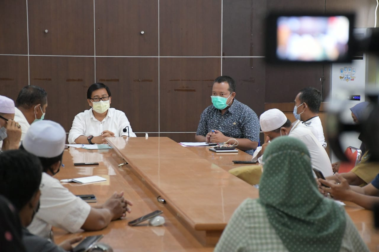 Jelang Idul Fitri, Wabup Lutra; Semangatnya Harus Sama, Tetap Patuh Protokol Kesehatan