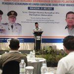 Bersama KKB, Ilham Azikin Ajak Warga Bantaeng Hindari Mudik
