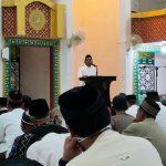 Dukung Keagamaan, Syaharuddin Alrif Bantu Masjid Agung dan Rumah Tahfidz Alquran