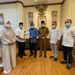 Temui Bupati dan Sekda Bone, Kadin Diminta Ajak Investor Bangun Hotel