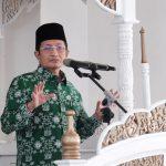 Prof DR KH Nasaruddin Umar MA