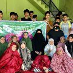 Prominens FK UMI Gelar Aksi Peduli Ramadan